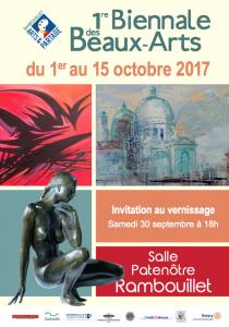 1er Biennale des Beaux-Arts